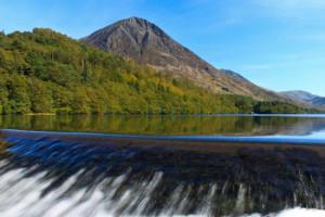 Grassmoor from Crummock water - Lake District walks