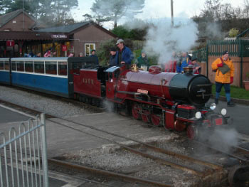 La'al Ratty, Ravenglass and Eskdale Railway