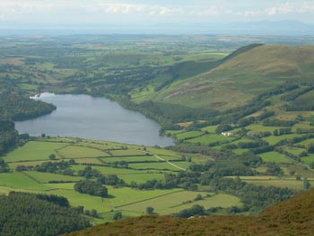 Loweswater from Melbreak