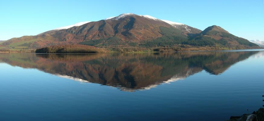 Skiddaw, Near Keswick, Lake District