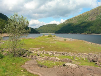 Thirlmere looking north