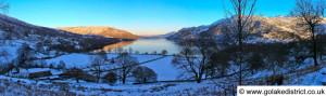 Ullswater en route to Seldom Seen, Lake District