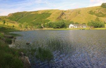Watendlath Tarn, Borrowdale, Cumbria